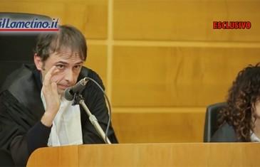 Processo Perseo, Rosanna Notarianni in aula depone con qualche resistenza. Presidente chiede perizia