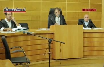 Processo Perseo: biglietti gratis per le giostre al centro dell'udienza