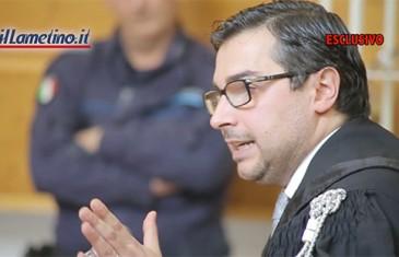 """Processo Perseo: pentito Angotti, """"mia moglie intimidita"""""""