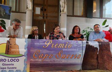 """Tutto pronto per V edizione """"Premio Caposuvero"""": 1 settembre a Gizzeria consegna targhe"""