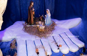Lamezia: sporcarsi le mani davanti ai problemi, l'invito del presepe di San Domenico