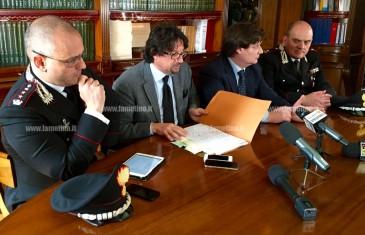 'Ndrangheta: blitz nel cosentino, 10 arresti, anche politici