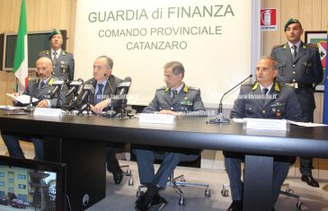 """Sequestro beni a Lamezia: """"Duro colpo alla 'ndrangheta, li abbiamo messi in ginocchio"""""""