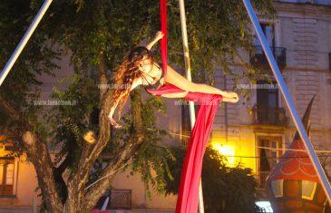Lamezia, la magia del teatro di strada invade la città nella terza edizione di 'TeatrOltre'