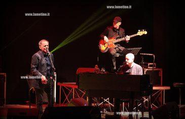 """Lamezia, Roberto Vecchioni al teatro Grandinetti: """"Era una serata che aspettavo da tanto"""""""