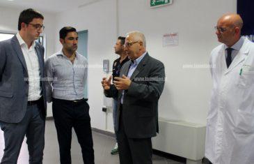 """Lamezia, Fugatti visita polo Integrato Inail: """"Vogliamo fare in modo che cittadini possano curarsi in Calabria"""""""