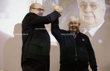 """Zingaretti lancia la corsa di Callipo: """"Risolveremo i problemi della Calabria"""""""