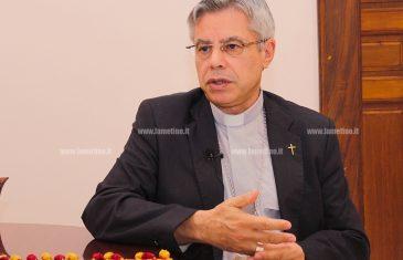 """Il messaggio di monsignor Schillaci: """"Camminiamo insieme per costruire una nuova Lamezia"""""""