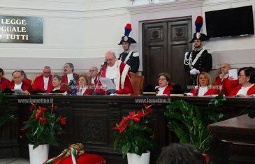 """Inaugurato anno giudiziario a Catanzaro: """"Risposta a criminalità è stata efficace nonostante criticità d'organico"""""""