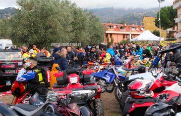 """Lamezia: """"II Moto Passeggiata Quad e Moto"""", alla scoperta delle bellezze naturalistiche del territorio"""