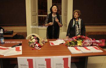"""Lamezia, Doris Lo Moro lascia la politica: """"Si conclude un capitolo molto importante della mia vita"""""""