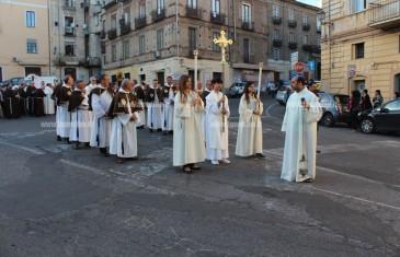 Lamezia, nel vivo festeggiamenti Sant'Antonio con apertura Porta Santa del Santuario