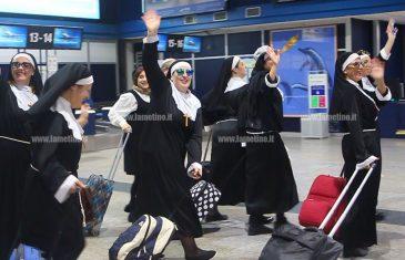 """Lamezia, flash mob all'aeroporto per la campagna d'informazione """"Security day"""""""