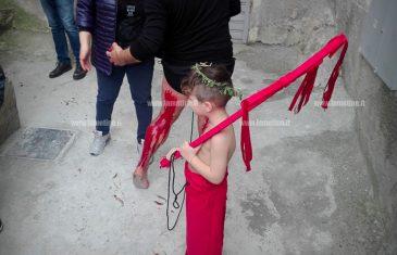 """Fede, sangue e tradizione: il rito dei """"Vattienti"""" a Nocera Terinese"""