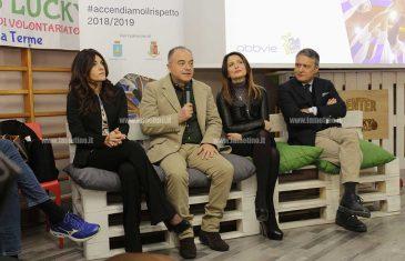 """Incontro #accendiamoilrispetto a Lamezia, Gratteri: """"I nostri figli non diventino figli della rete"""""""