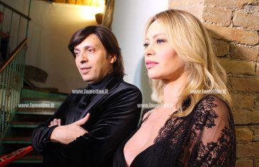 Lamezia, festa con Anna Falchi per i 20 anni di carriera di Anton Giulio Grande