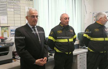Vigili del fuoco, si insedia nuovo direttore regionale Cardia