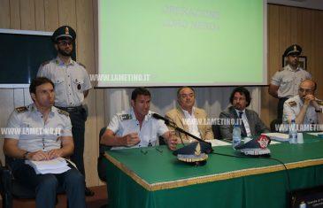 """Operazione """"Oro nero"""" contro contrabbando oli minerali, 10 arresti e sequestro beni per 2 milioni nel catanzarese"""