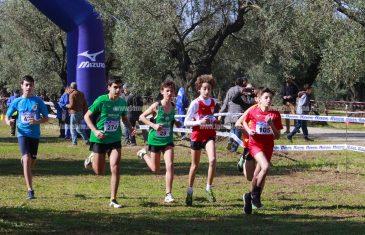 A Lamezia Campionato Regionale Società Cross Master e Terza Prova Calabria Cross ragazzi e cadetti