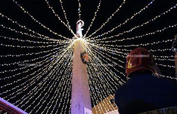Lamezia: Festa dell'Immacolata, omaggio floreale alla Madonna in piazza Ardito