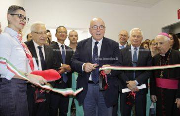 Lamezia, inaugurata Unità operativa complessa di Riabilitazione al polo Integrato Inail