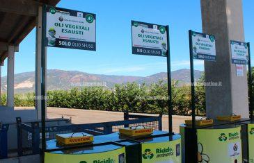 Lamezia, inaugurata l'isola ecologica in contrada Rotoli