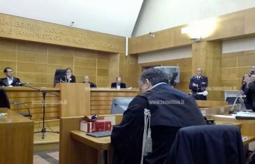 Processo Perseo: le discussioni degli avvocati Andricciola, Scaramuzzino e Marchese