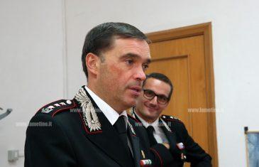 """Insediamento colonnello Pecci a Catanzaro: """"Fondamentale contributo sinergico"""""""