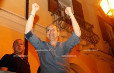 Lamezia: Paolo Mascaro è il nuovo sindaco