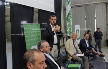 """Lamezia, ministro Centinaio: """"Obiettivo è combattere caporalato, niente più schiavi in Calabria"""""""