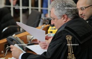 Processo Perseo: concluso controesame Francesco Vasile