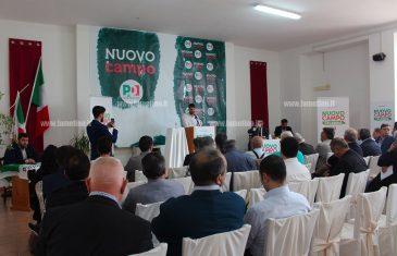 """Da Lamezia parte Nuovo Campo: """"Una nuova forma di partecipazione democratica aperta a tutti i calabresi"""""""