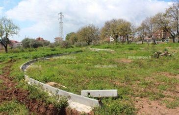Lamezia, ancora nessuna data certa per fine lavori al parco di Savutano