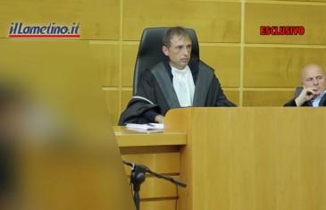 Processo Perseo, possibile sentenza il 18 dicembre