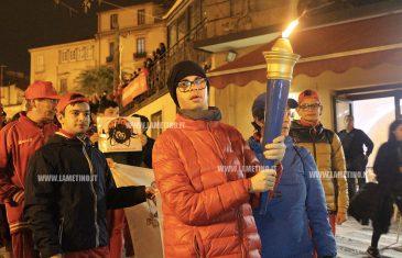 """Lamezia, con l'accensione del braciere olimpico inaugurati i """"Play the Games – Special Olympics Italia"""""""