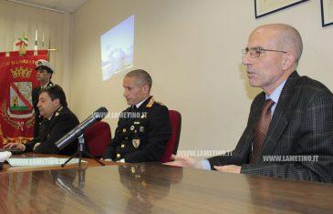 Lamezia, resoconto Polizia Locale: nel 2017 in crescita casi di incidenti sotto effetto di alcool e droghe