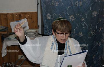 """Rabbi Barbara Aiello: """"Ecco come celebriamo la Pasqua ebraica a Serrastretta"""""""