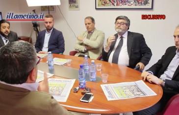 Lamezia: Speciale Elezioni, la video intervista ai candidati a Sindaco