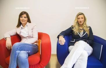 Elezioni: donne candidate a confronto, Montilla (Forza Italia) e Zaccaro (Ruberto Sindaco)